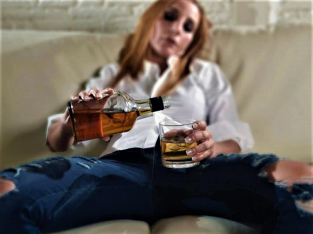 Алкогольный психоз. Симптомы и лечение (16)