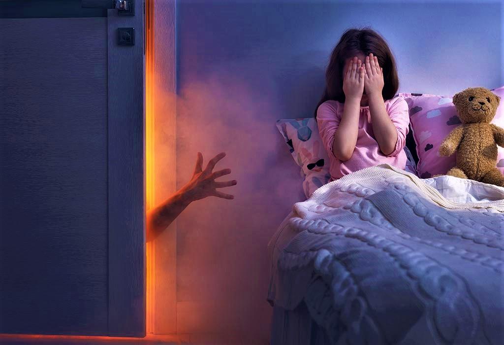 Лечение страха у детей