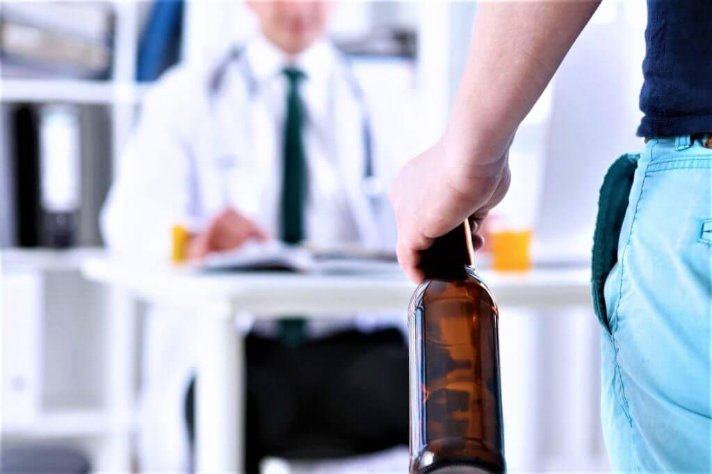 Алкогольный психоз. Симптомы и лечение (8)