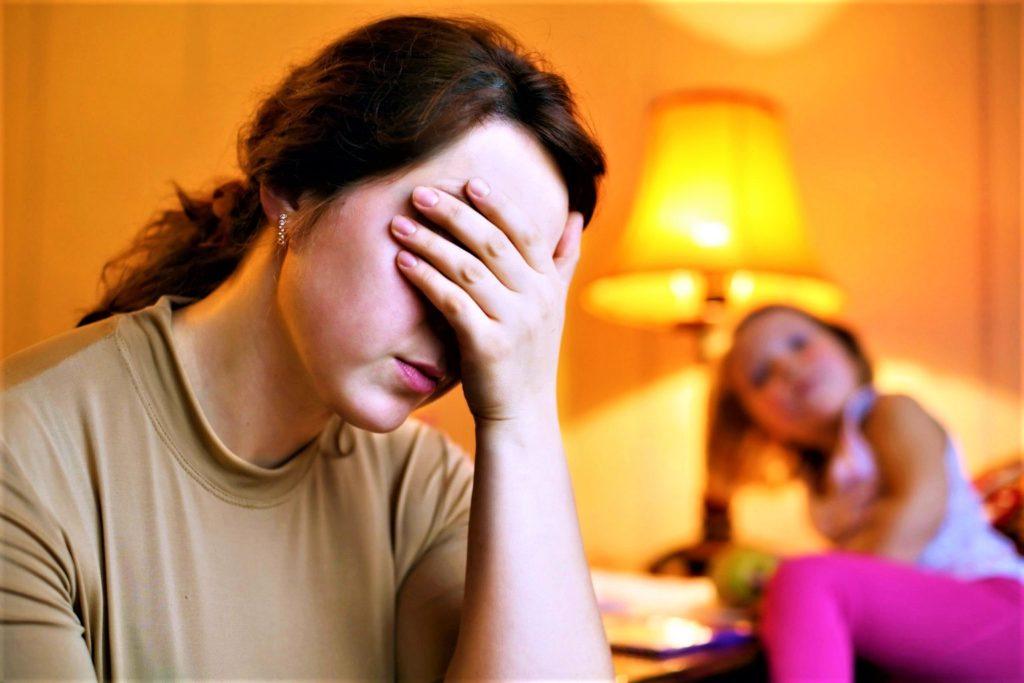 Тревожная депрессия (10)