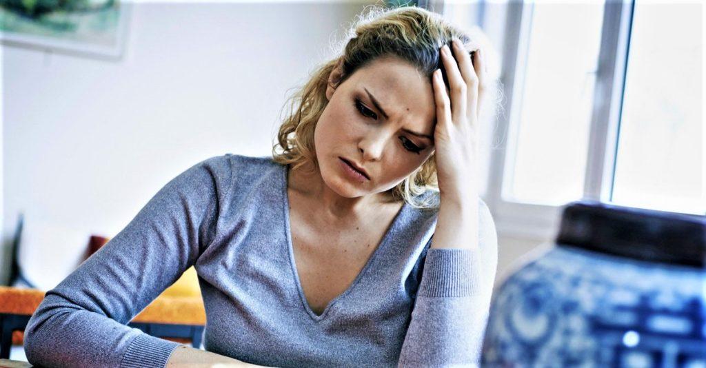 Тревожная депрессия (14)
