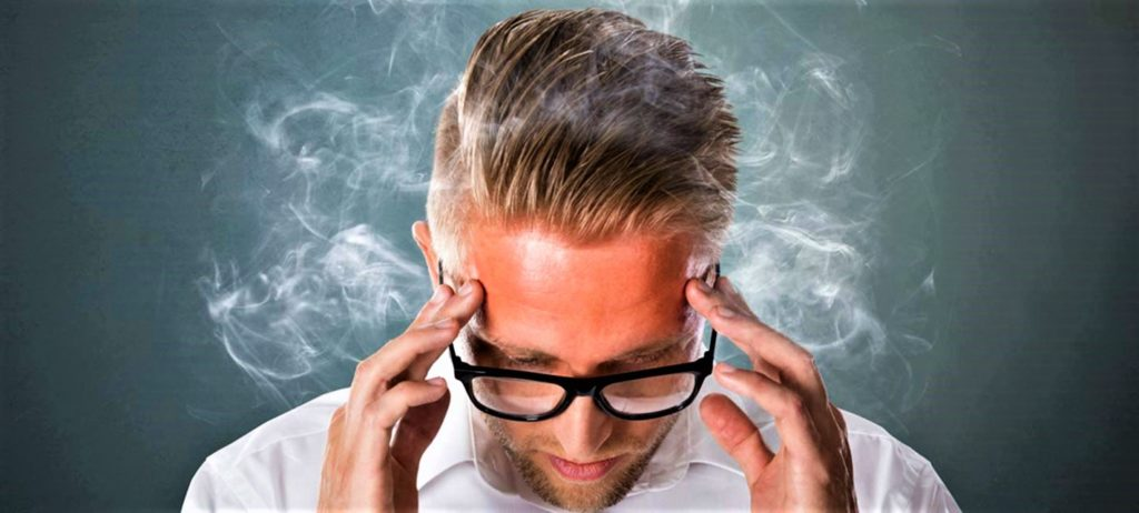 Реакция организма на причину острого стресса (1)