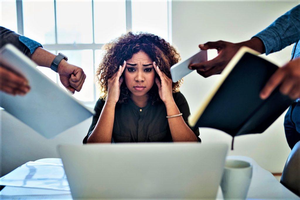 Реакция организма на причину острого стресса (16)