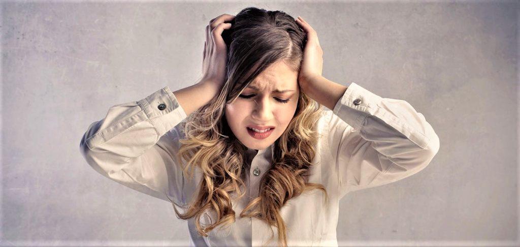 Реакция организма на причину острого стресса (6)