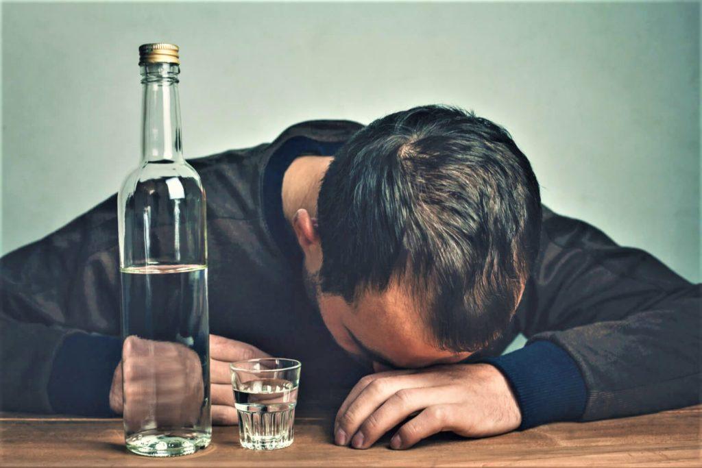 Алкогольный психоз. Симптомы и лечение (3)