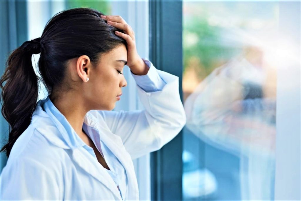 Причины развития острого стресса (12)