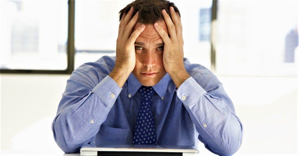 Симптомы стресса (1)