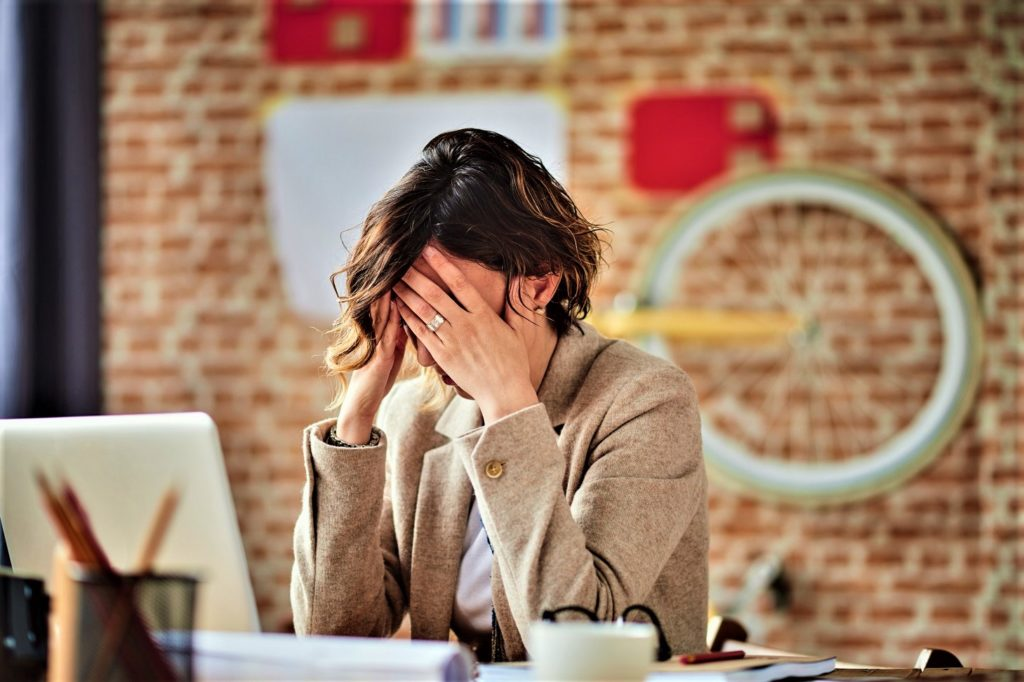 Симптомы стресса (4)