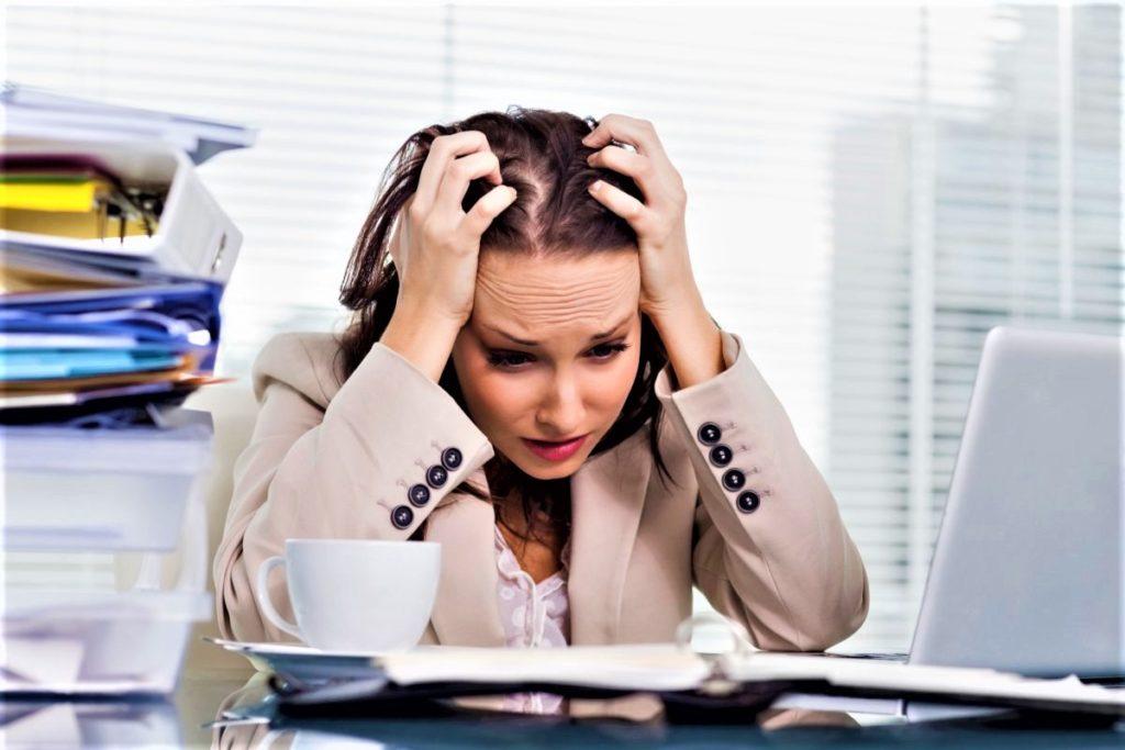Симптомы стресса (7)