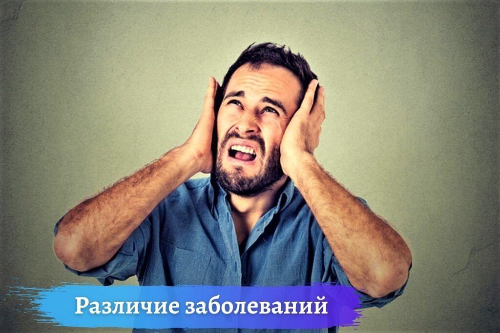 Разница шизоаффективного расстройства и шизофрении