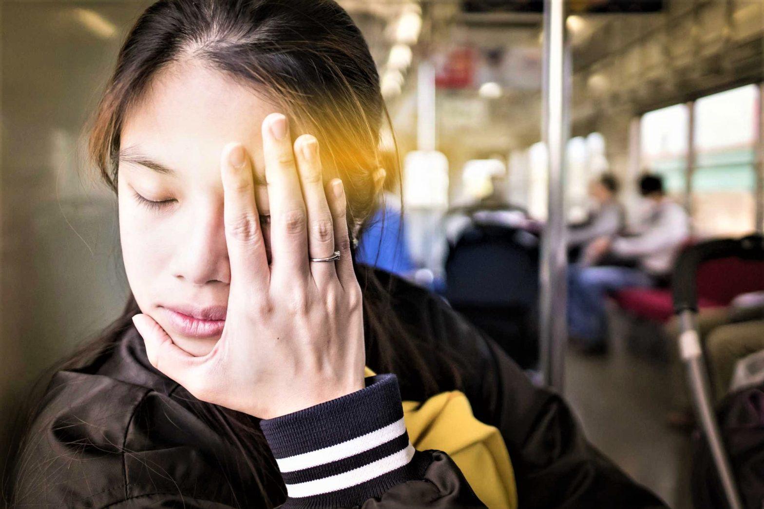Паническое расстройство у женщин