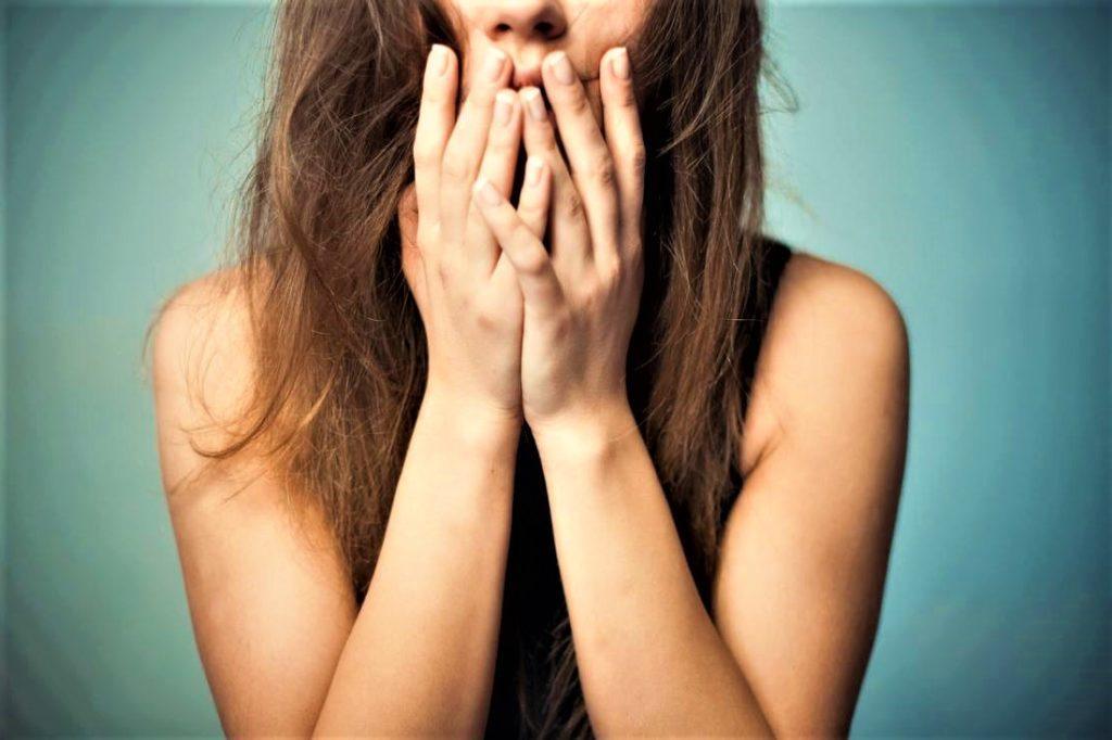 Панические атаки у женщин (1)