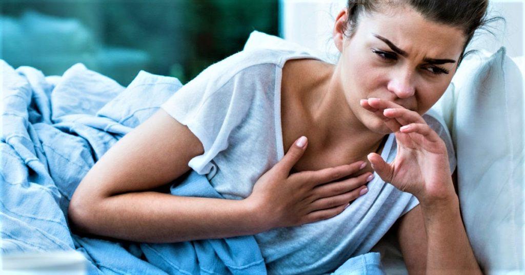 Паническое расстройство у женщин (14)