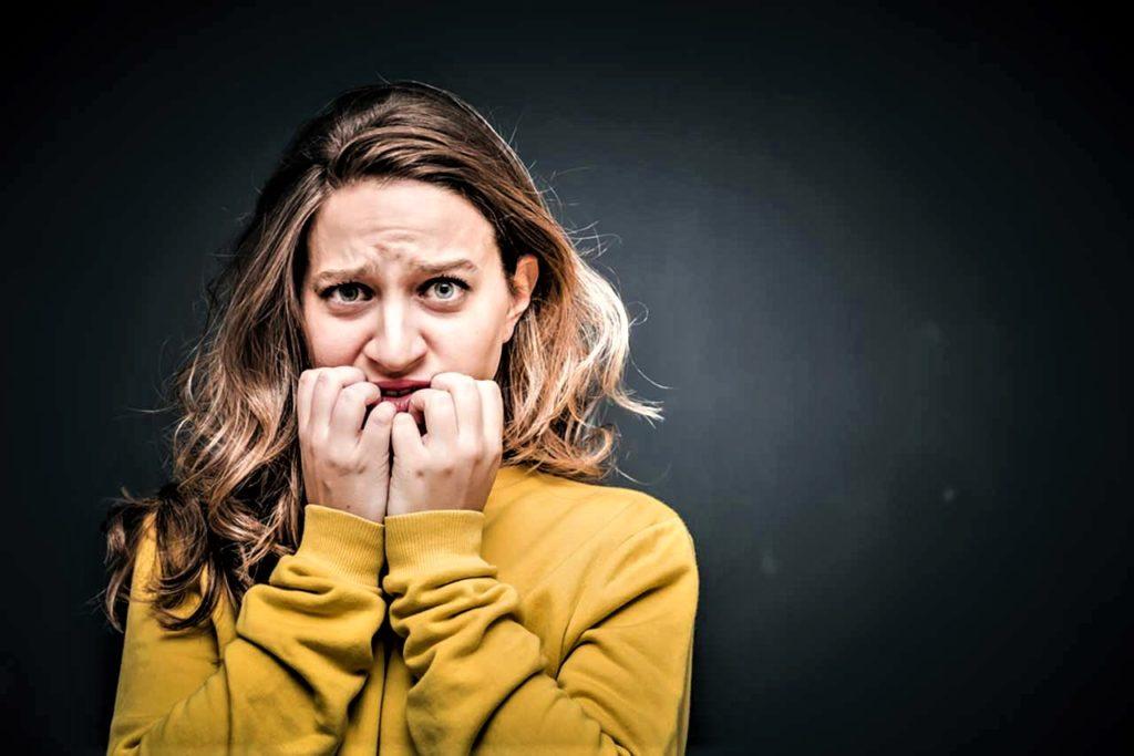 Паническое расстройство у женщин (9)