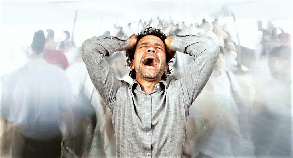 Паническое расстройство у мужчин (2)