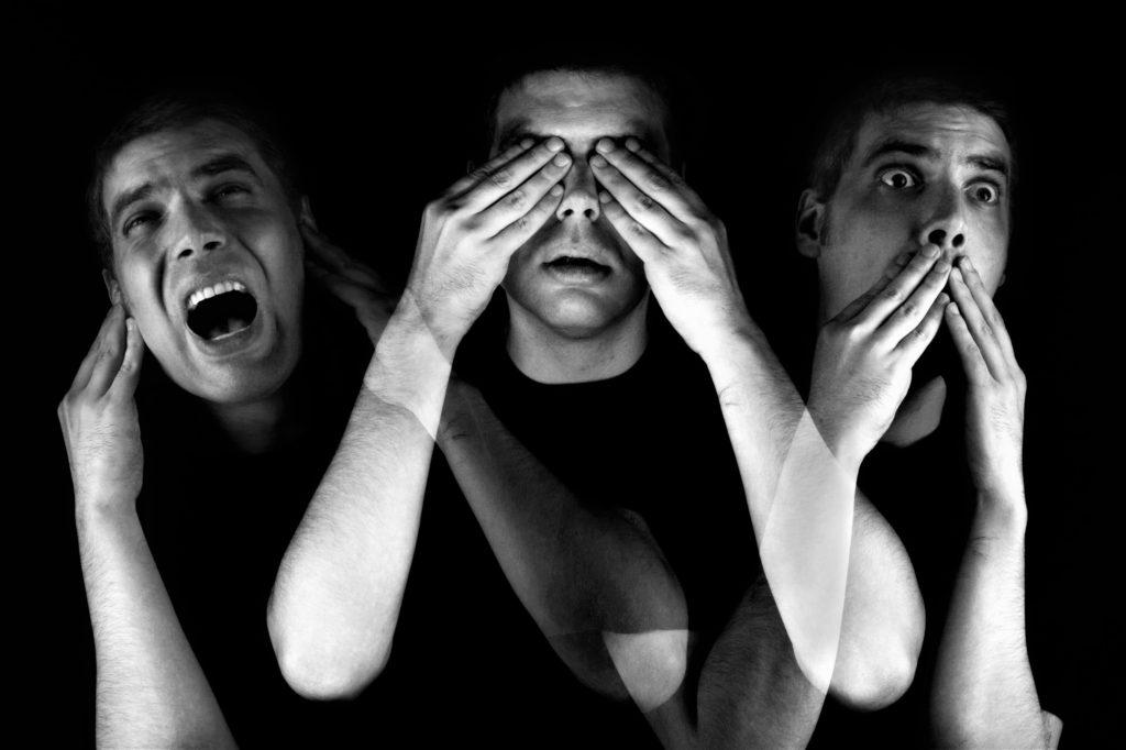 Параноидальная шизофрения (8)