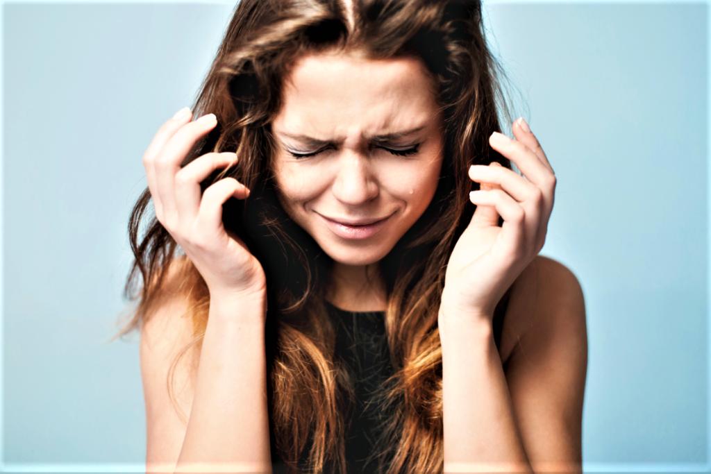 Постоянный страх и тревога у женщин (2)