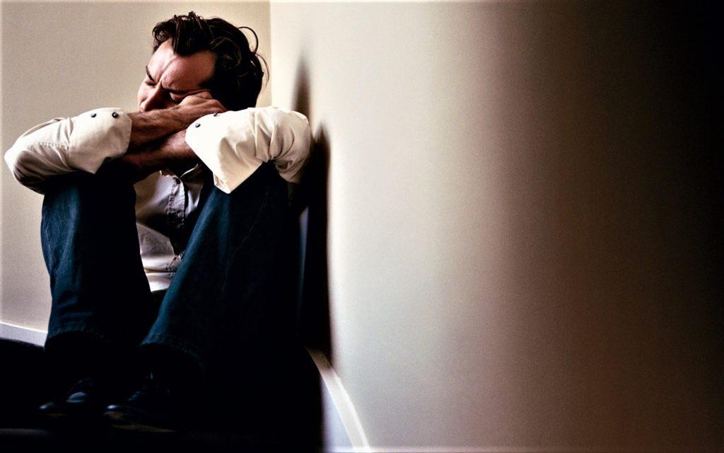 Постоянный страх и тревога у мужчин (13)