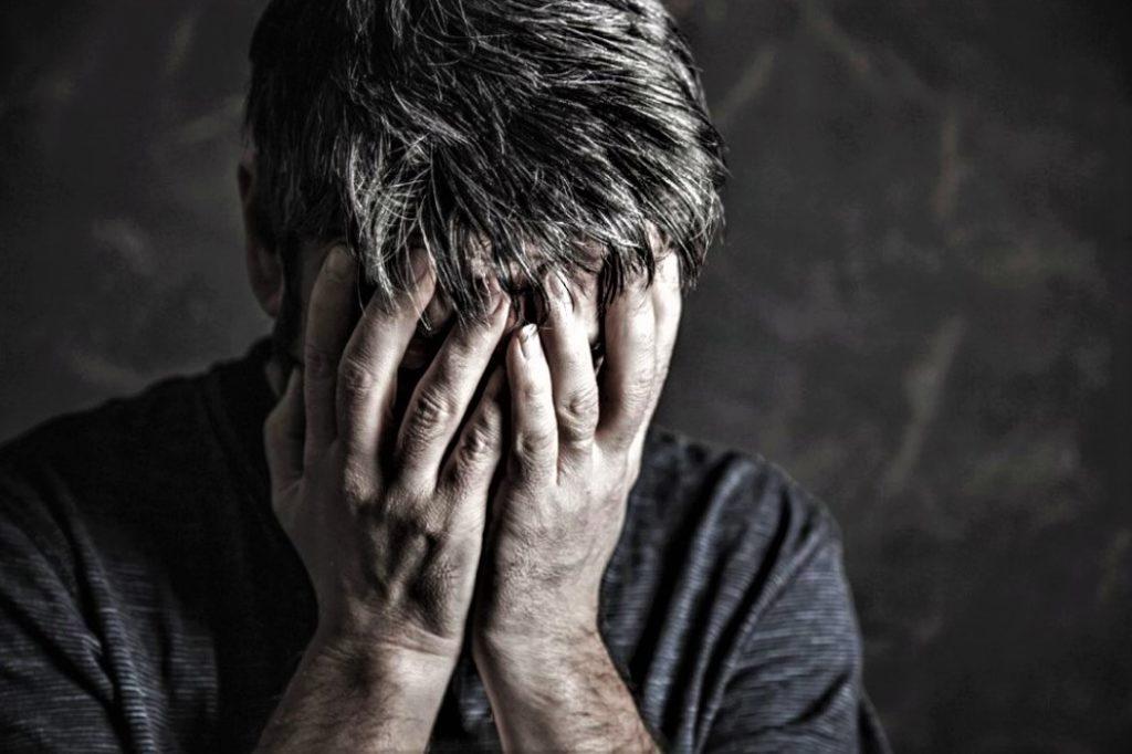 Постоянный страх и тревога у мужчин (16)