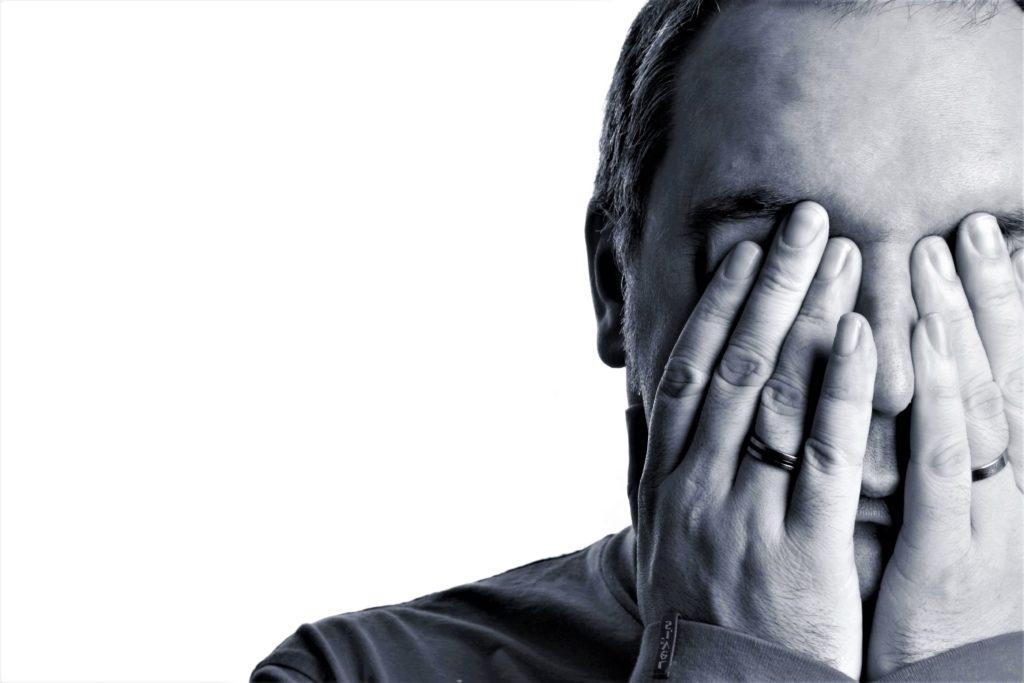 Постоянный страх и тревога у мужчин (20)