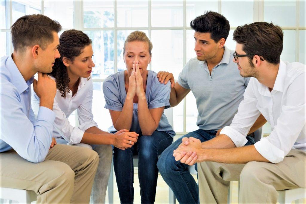 Психосоциальная терапия (9)