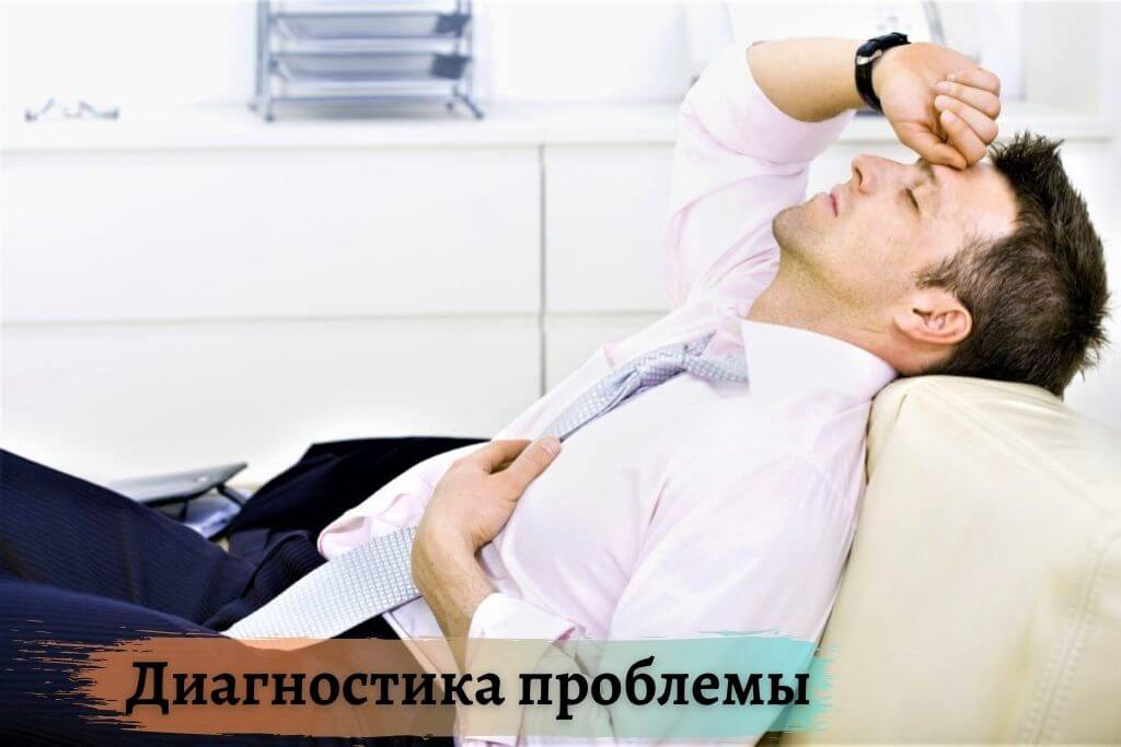Диагностика мужской тревоги