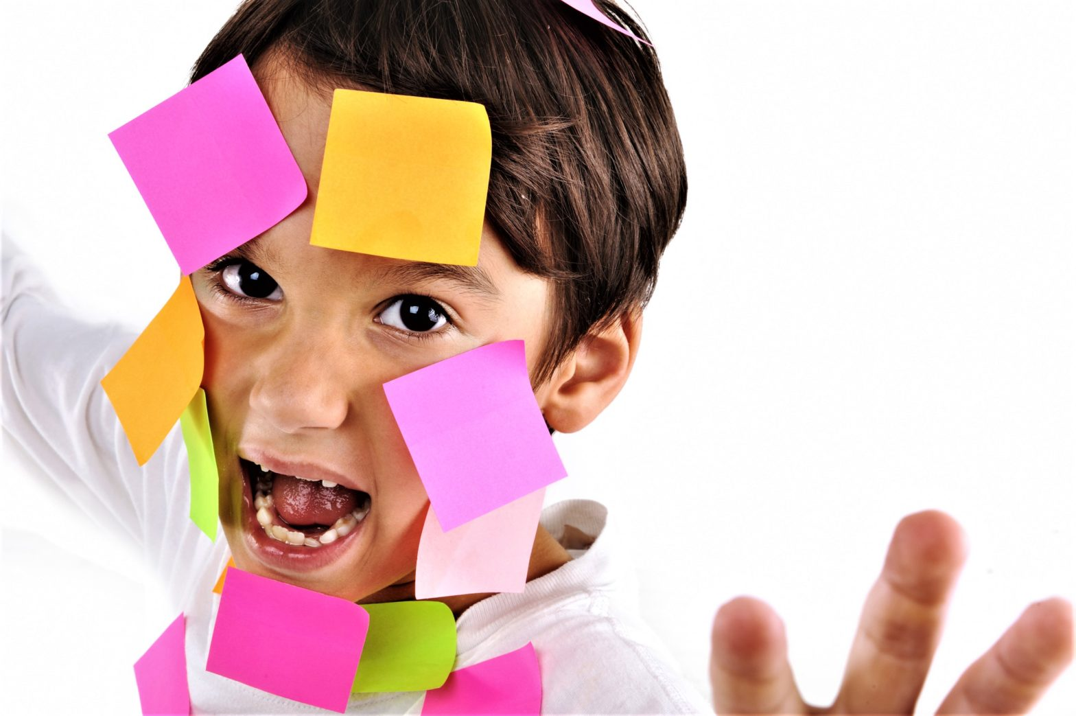 Тревога и панические атаки у детей