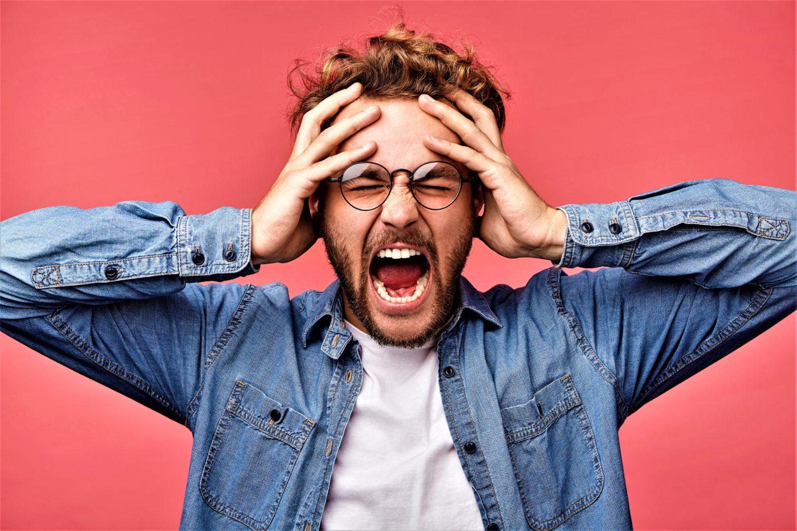 Фобии и стрессы у мужчин