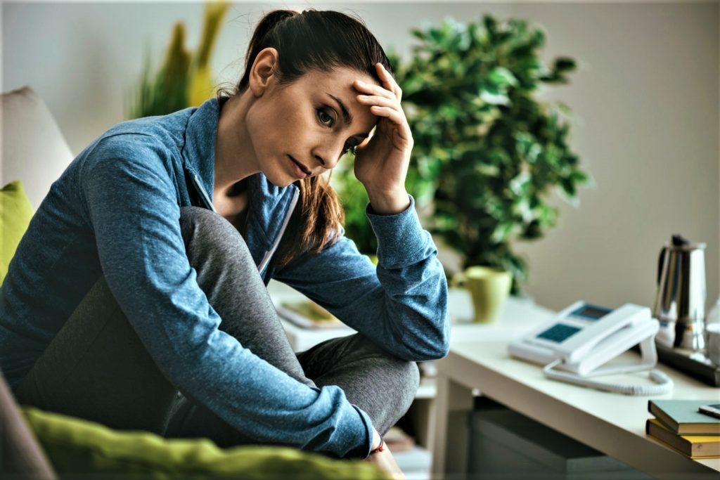 Тревожно-депрессивное расстройство с паническими атаками (19)