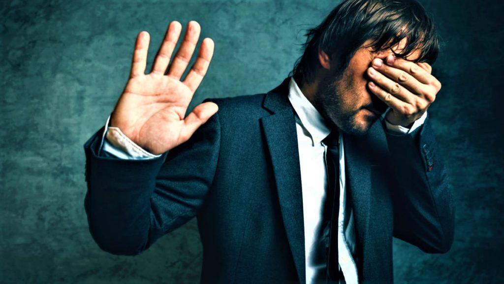 Фобии и стрессы у мужчин (2)