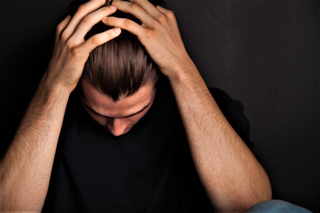 Фобии и стрессы у мужчин (6)