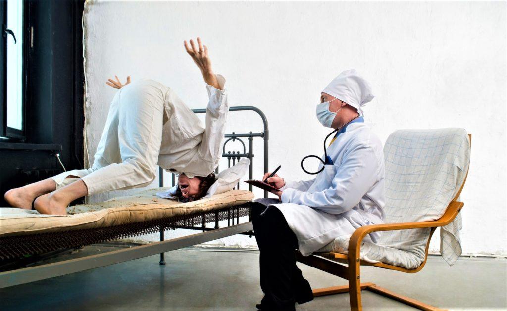 Шизофрения особенности лечения параноидной формы (4)
