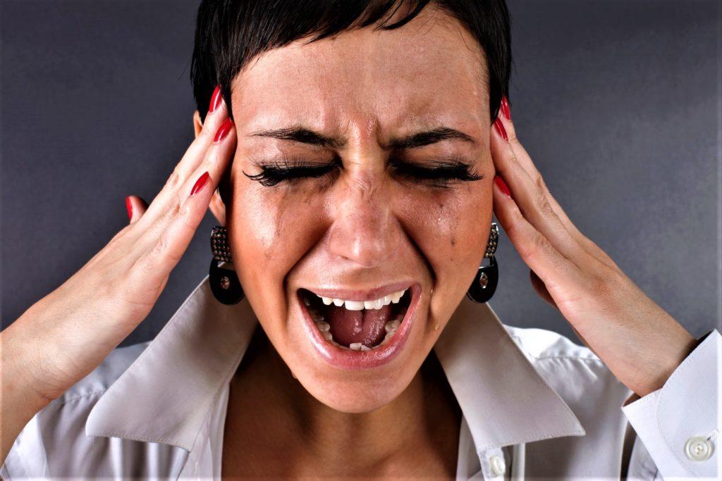 Эмоциональный стресс (15)