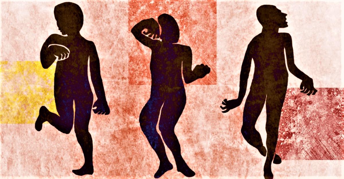 Гиперкинез с задержкой развития (6)