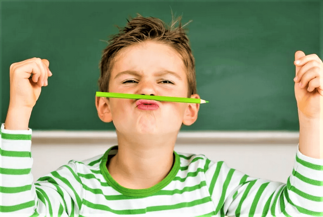Синдром дефицита внимания и гиперактивности (1)