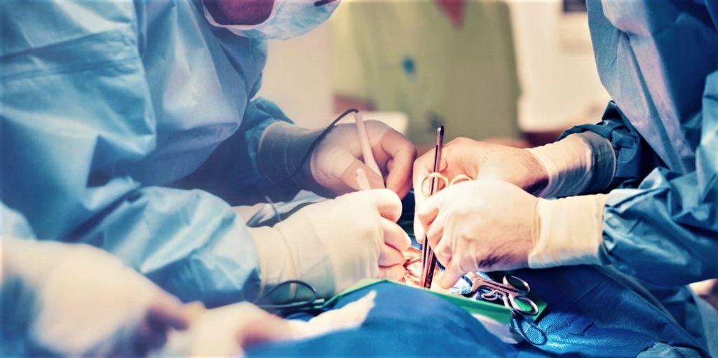 Какие есть виды хирургии (11)