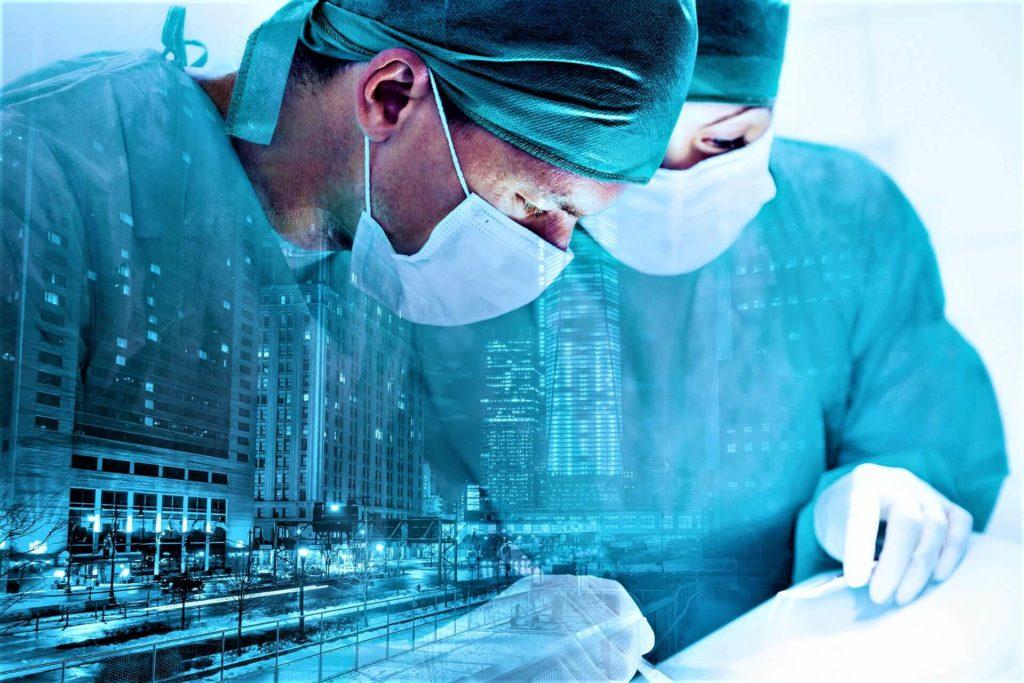 Какие есть виды хирургии (7)