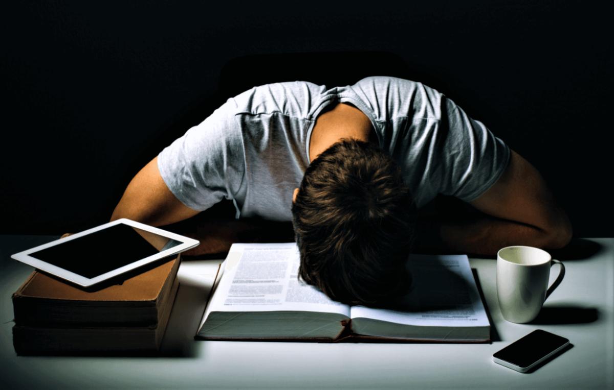 Тест на определение уровня стресса