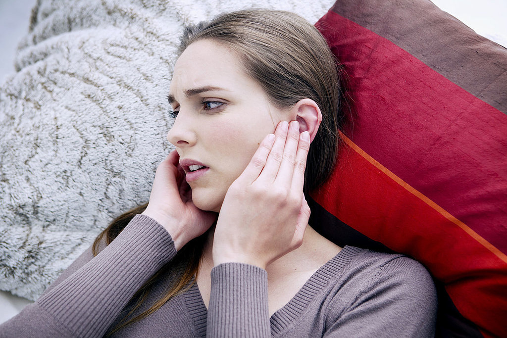 Шум в ушах и тревога