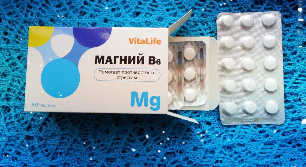 Магний В6 как лекарство от стресса