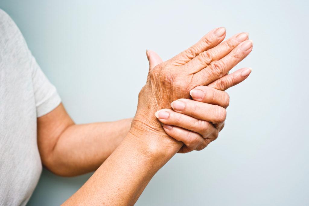 Онемение рук диагностика