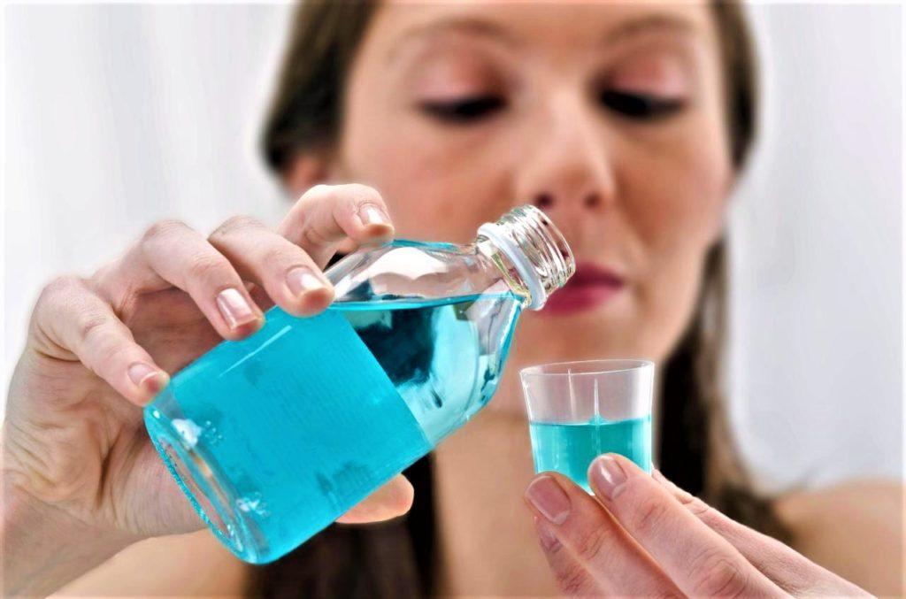 Антисептик для рта