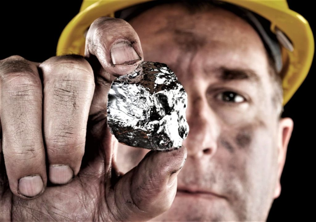Серебро для человека