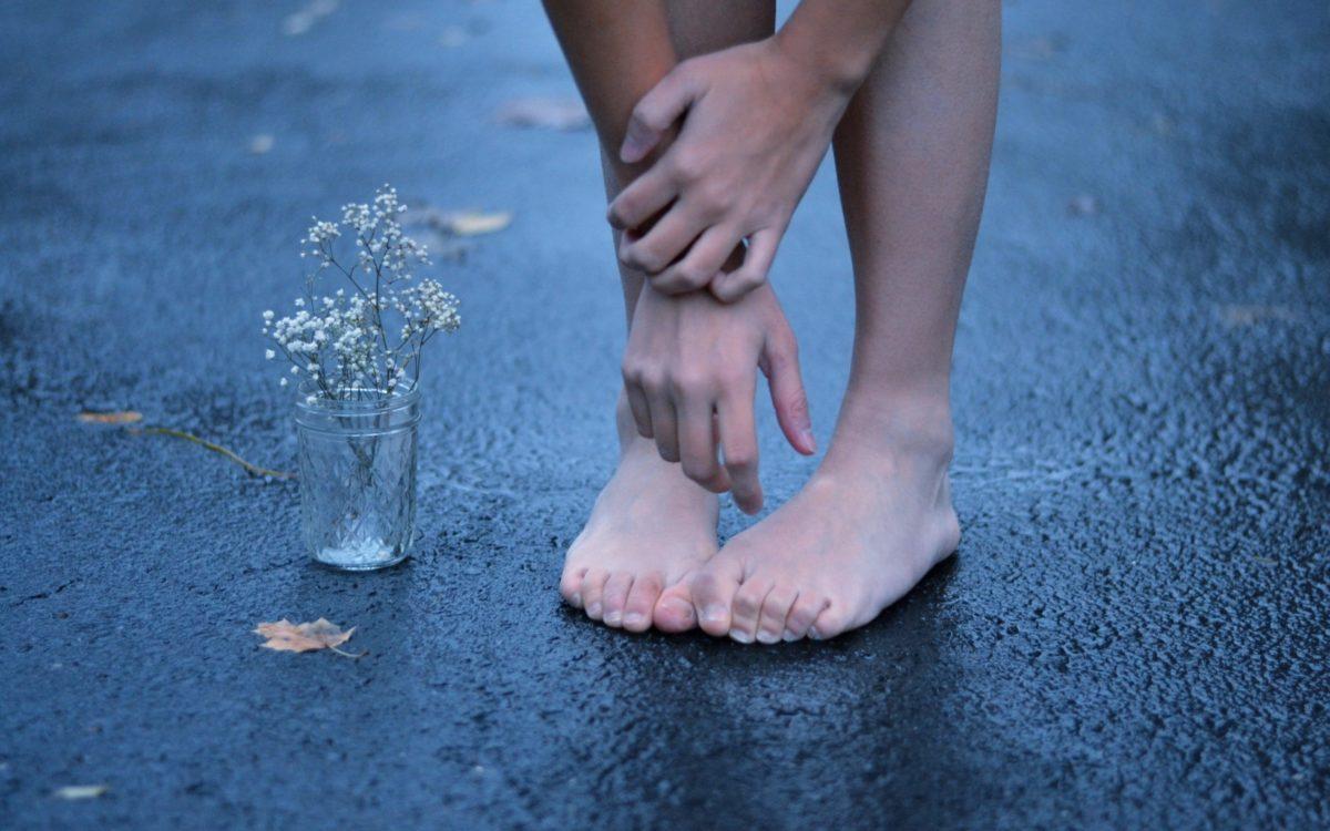 Лимфоузлы на ногах