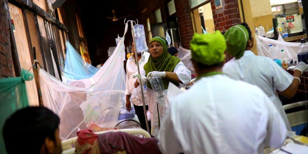 Лихорадка денге профилактика и лечение
