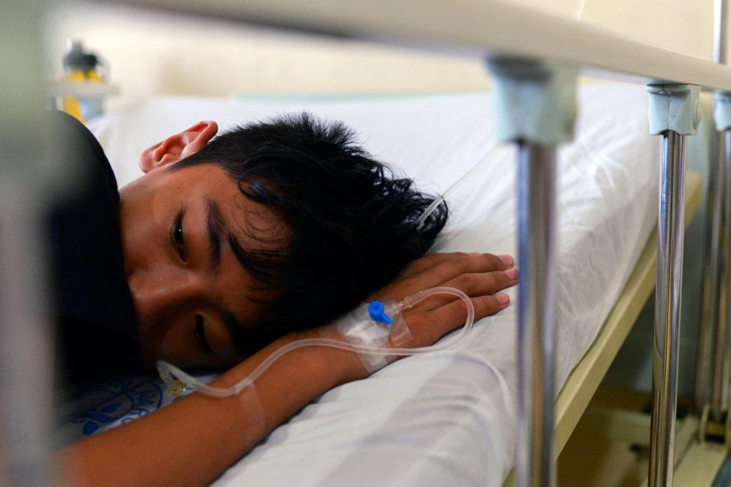 Лихорадка денге симптомы