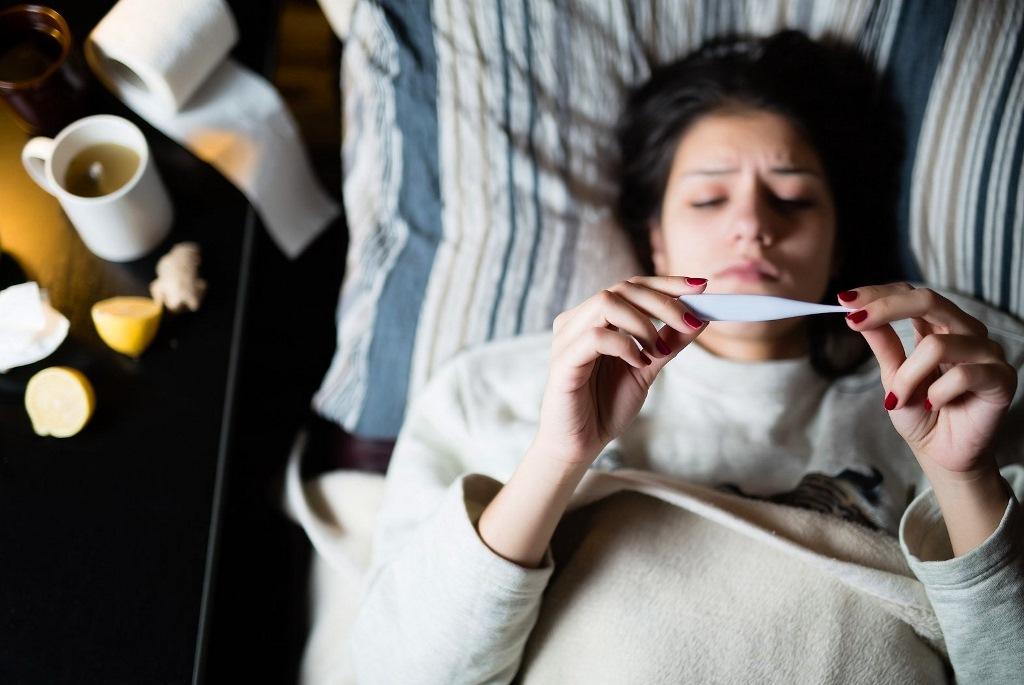 Лихорадка что такое и почему возникает