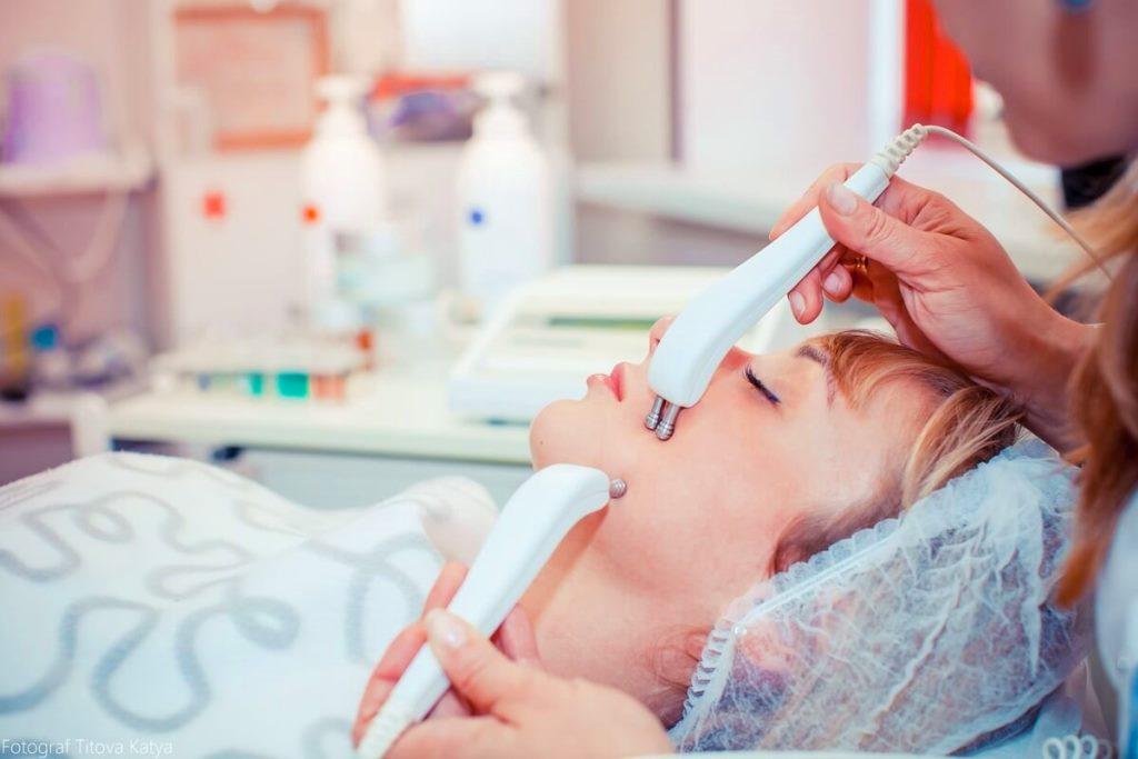 Микротоковая терапия для дерматологических больных