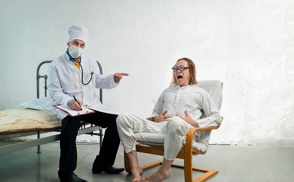 Лечение шизофрении