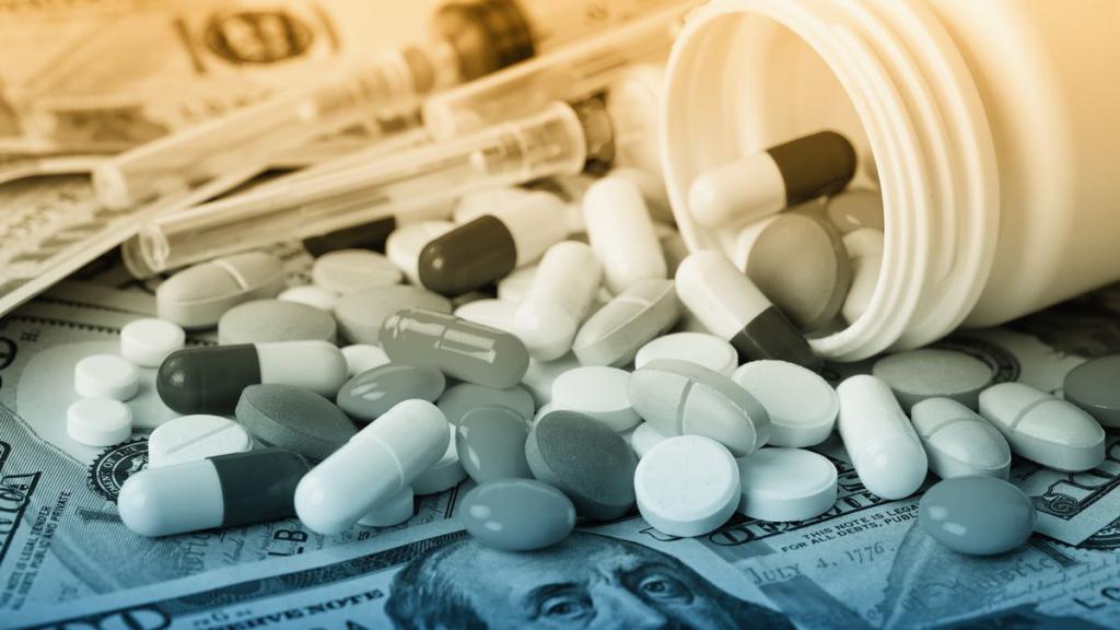 Наркотики в виде таблеток
